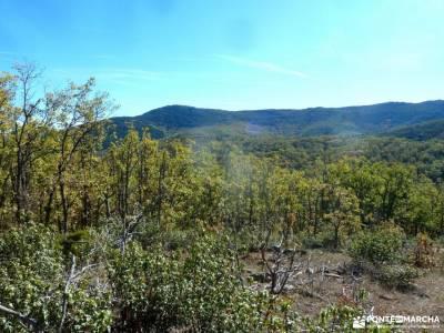 Sierra del Rincón-Río Jarama; senderismo valle de tena las bardenas reales informacion de la natur